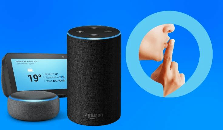 Modificar la respuesta de voz de Alexa (Amazon Echo)