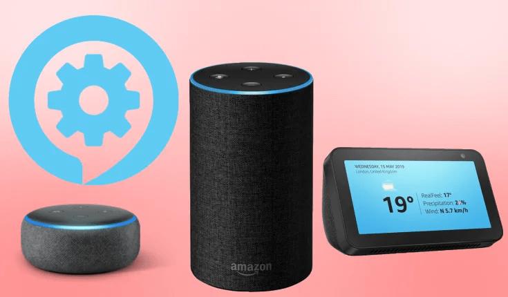 Cómo configurar Alexa por primera vez