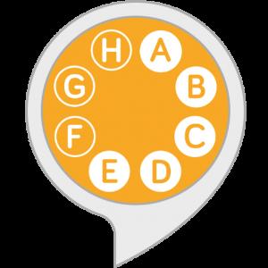 Hablando se aprende: rueda de palabras Skill Alexa